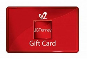 JCPenny Gift Card