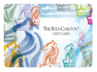 Ritz-Carlton Gift Card