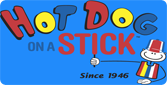 Hot Dog on a Stick